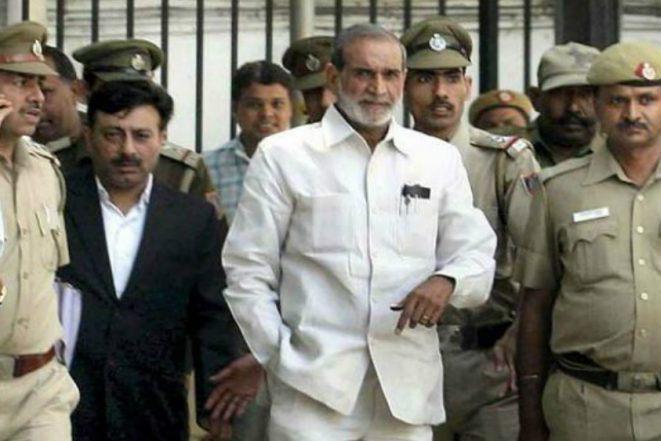 HC orders life imprisonment to Sajjan Kumar in 1984 Anti-Sikh Riots Case
