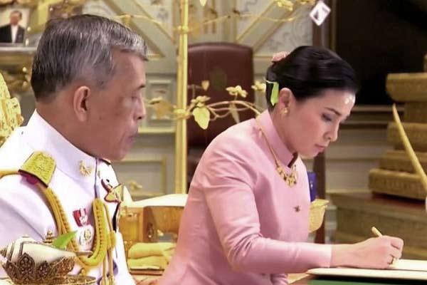 Thai TV Pool/Reuters