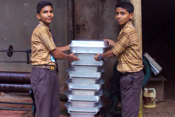 Google Prize for Eco-friendly alternative to Rubbber production won by 2 Indian Kids