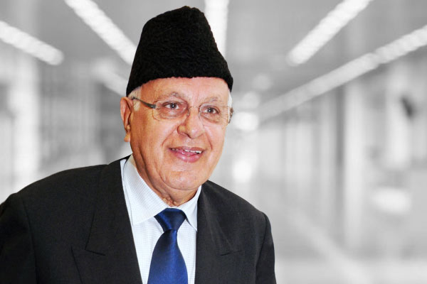 Former J&K CM Farooq Abdullah detained under J&K public safety law, SC issues notice