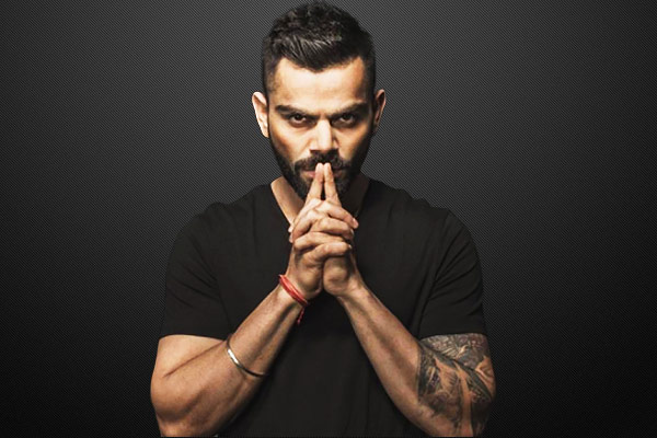 Being brand ambassador of 23 products, Virat Kohli's net worth touches Rs.174 crore