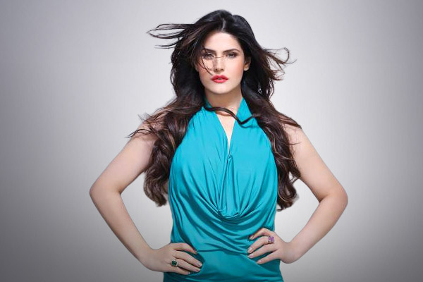Director asked me to rehearse a kissing scene with him: Zareen Khan on Casting Couch experience