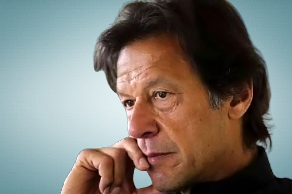 Only after constraints are lifted in Kashmir, direct talks will take place with India: Imran Khan