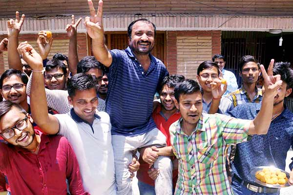 Anand Kumar, founder of Super 30, honoured in USA