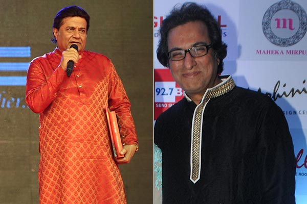 Anup Jalota, Talat Aziz asked to cancel shows with Pak actors in London