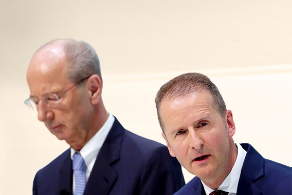 Volkswagen CEO and Chairman charged over diesel emission scandal in Germany