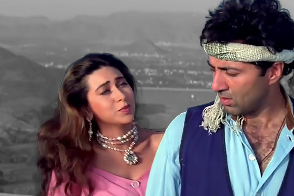 Actors Sunny Deol & Karisma Kapoor got relief in chain-pulling case after 22 yrs