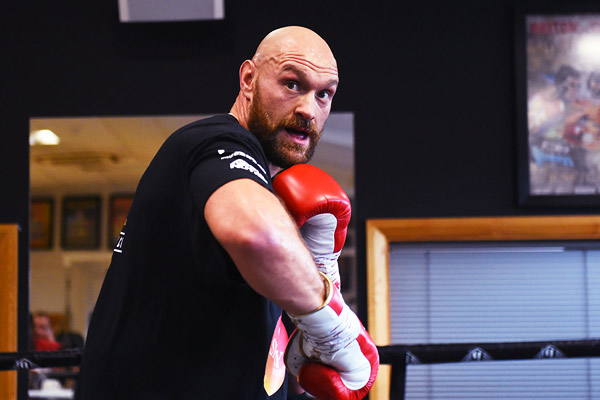 Boxer Tyson Fury to make WWE debut in Saudi Arabia