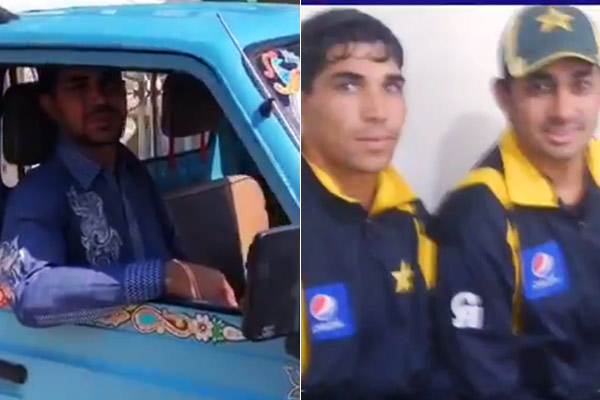 Pakistan 1st-class cricketer Fazal Subhan turns driver to make ends meet
