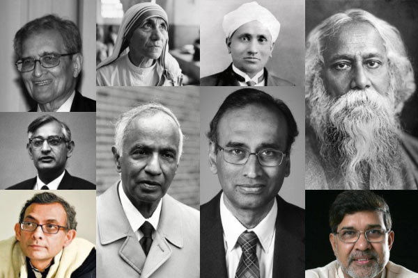Find out who all made it to the list of Indian, Indian-origin Nobel Laureates?