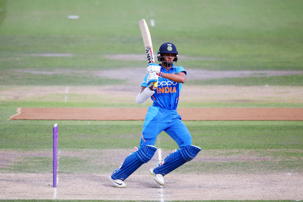 Yashasvi Jaiswal becomes youngest to score a double-century in 50-over cricket