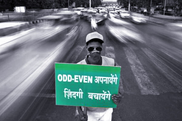 Vehicles carrying school children, 2-wheelers exempted from odd-even rule: Delhi CM