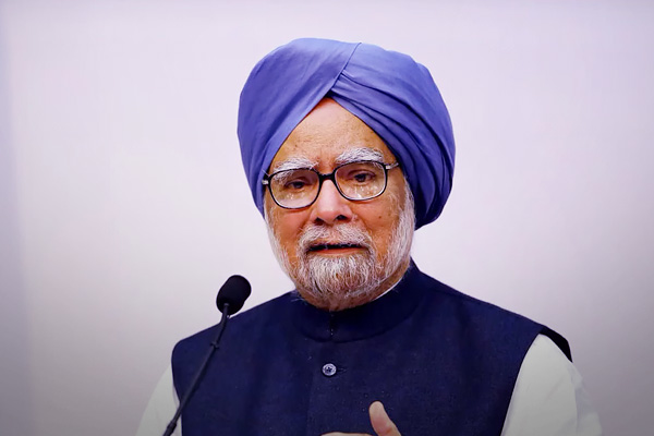 BJP govt has been unwilling to adopt people-oriented policies: Manmohan Singh