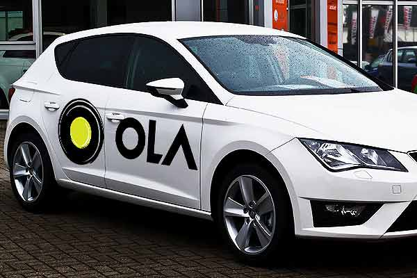 Ola launch self services car