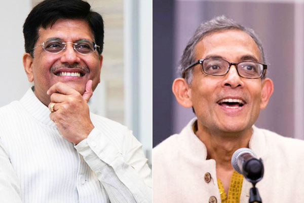 Piyush Goyal questioned my professionalism: Nobel laureate Abhijit Banerjee  on 'Left-leaning' remark