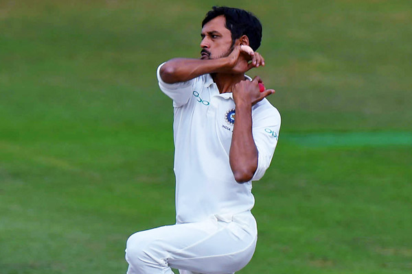 Shahbaz Nadeem becomes 4th Indian bowler to get 1st Test wicket through stumping