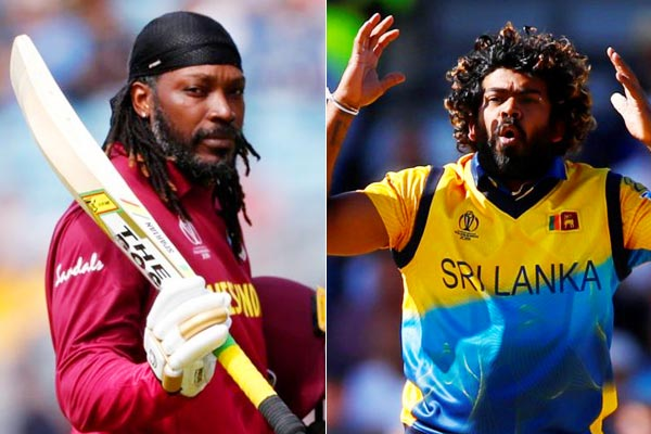 No takers for Chris Gayle, Lasith Malinga in The Hundred draft