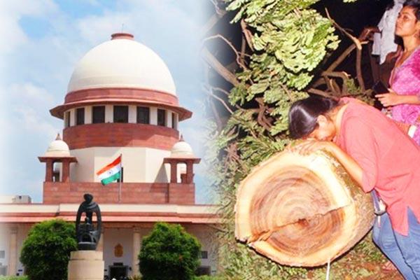 मुंबई मेट्रो और आरे पेड़ कटाई मामले में सुप्रीम कोर्ट का फैसला बरकरार