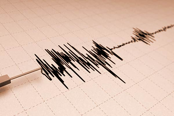 Earthquake tremors felt at Nicobar Islands at 6.36 am today