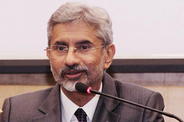 """English-speaking"" US media did not present a fair picture on Article 370: S Jaishankar"