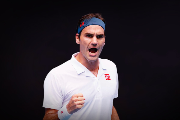 Federer rolls to Basel win in 1500th match