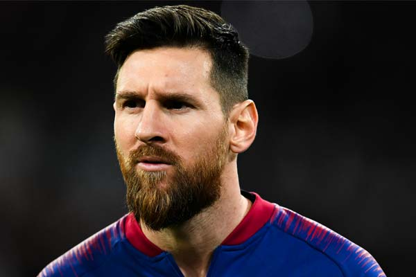 Leonel Messi records another world name