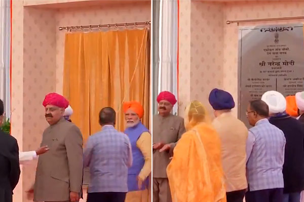 PM Modi fulfills the dreams of Indian Sikhs through Kartarpur Corridor