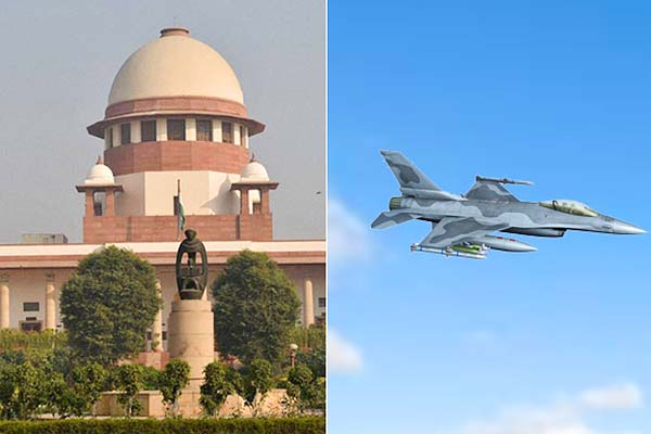 Setback for Congress as SC dismissed Rafale review petition