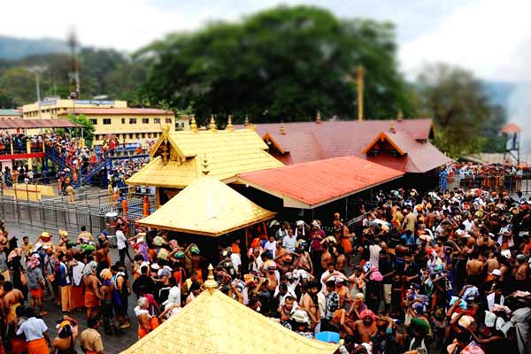 Constitution Bench will consider these issues related to women at Sabarimala temple
