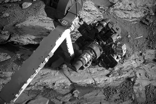 Curiosity rover discovered by NASA discovered oxygen
