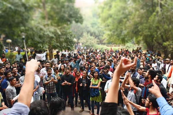 More than half of JNU students can afford fee hike: data