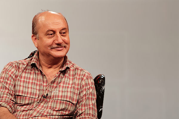 Anupam Kher shared such a video, people shocked