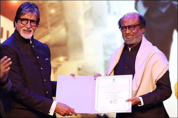 Inauguration of 50th International Film Festival started in Goa on Wednesday