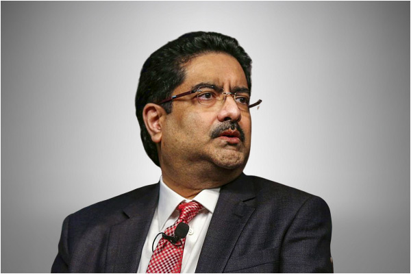 Kumar Mangalam Birla's networth declined, Idea-Vodafone spoiled the game