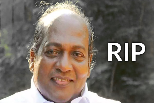 Famous actor of Tamil film industry Bala Singh died at the age of 67