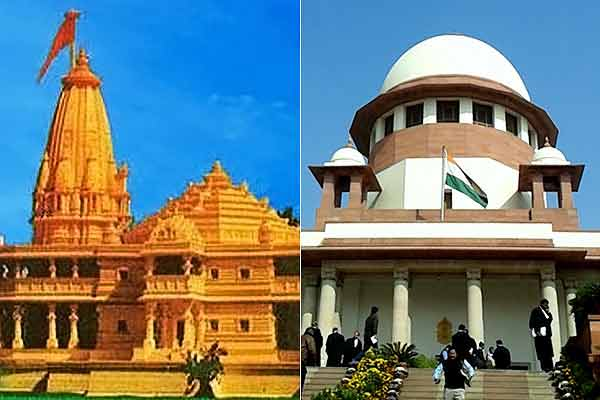 Muslim side spoiling communal harmony due to reconsideration petition on Ayodhya