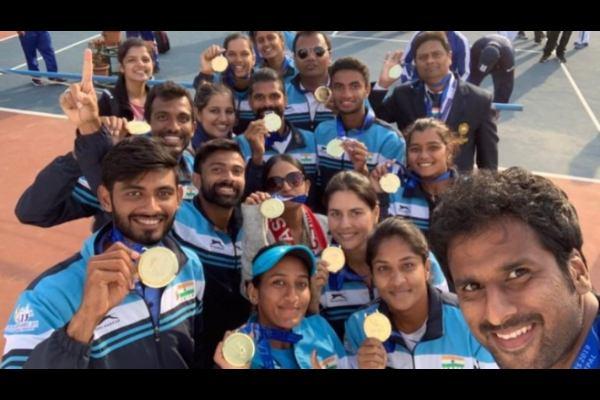 India topped 29 medals including 15 gold at South Asian Games