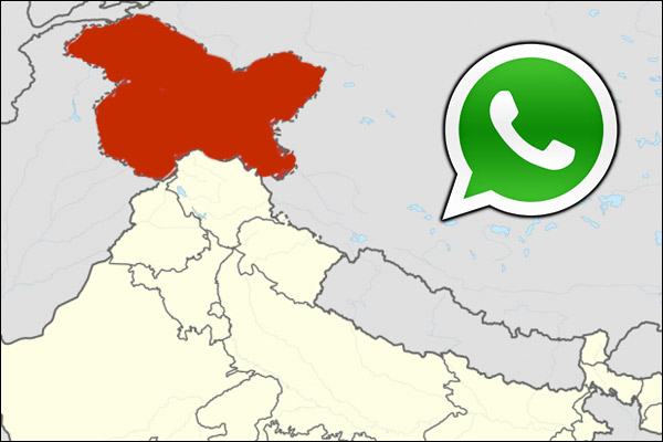 J&ampK WhatsApp users account closed