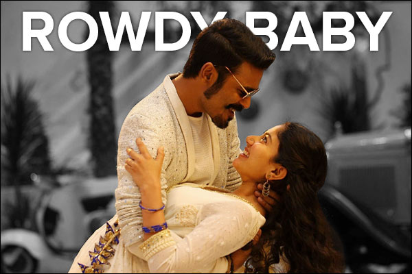 Rowdy Baby becomes YouTube's no 1 most viewed music video in India