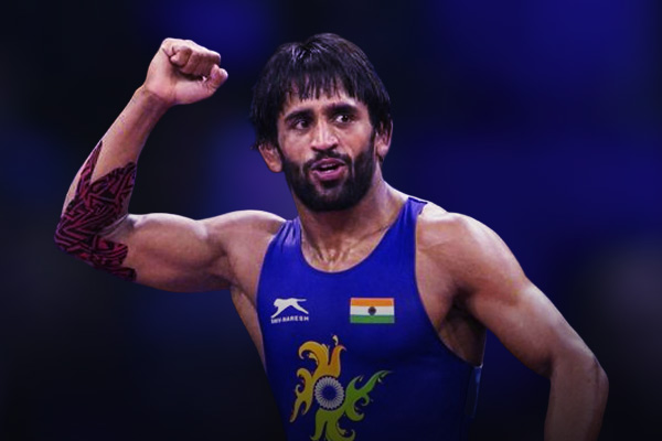 Wrestler Bajrang Punia also questioned the film Panipat