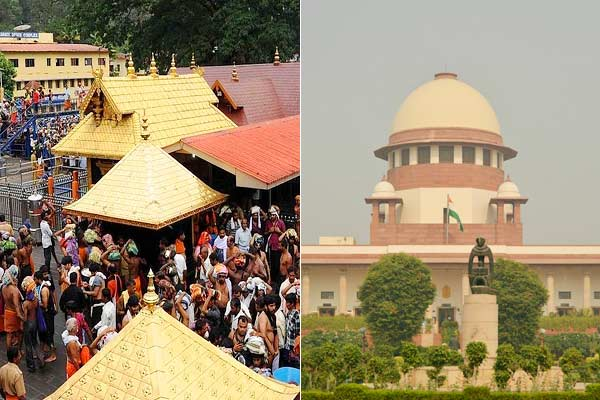 Supreme Court refuses to pass order allowing women  entry in Sabarimala