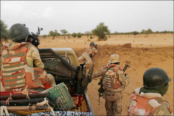 53 soldiers died in a terror attack on a military camp in Niger