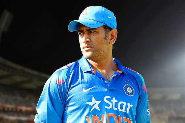 I think Dhoni will be there at the World T20