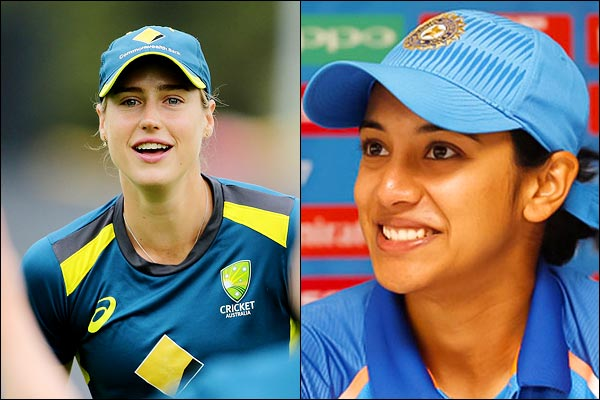 Smriti Mandhana joined the ICC 2019 ODI and T20 team