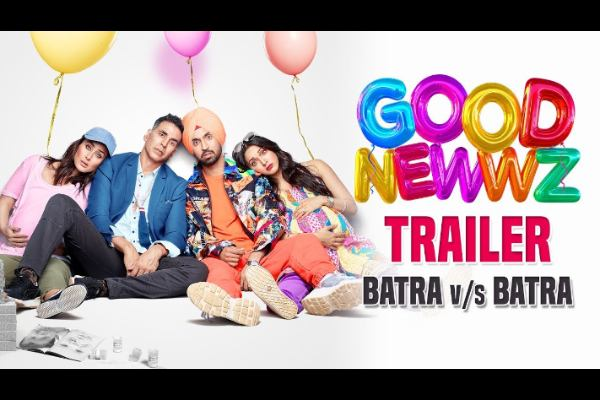 The second trailer of Good News released, the film will make people laugh and laugh