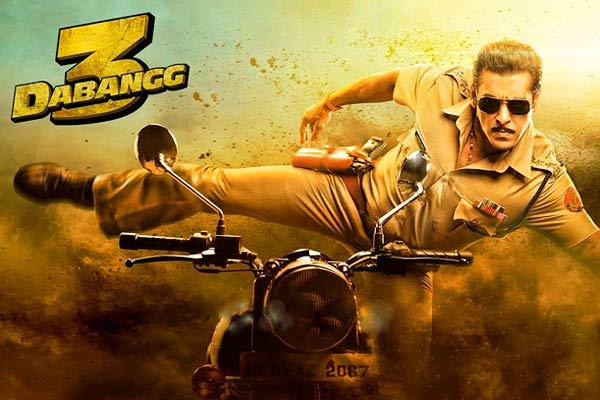 Tamil rockers leaked online on the day  Dabangg 3 was released