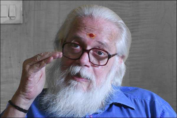 Former ISRO scientist Nambi Narayanan to get Rs 1.3 crore from Kerala government