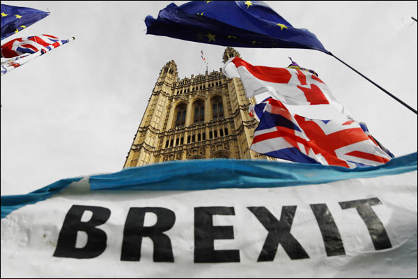 UK MPs finally approve Brexit deal and Britain to leave EU by January 31