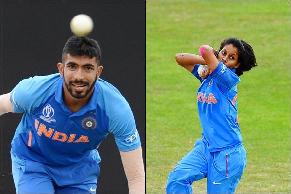 Jasprit Bumrah to receive Polly Umrigar award for best Indian international cricketer