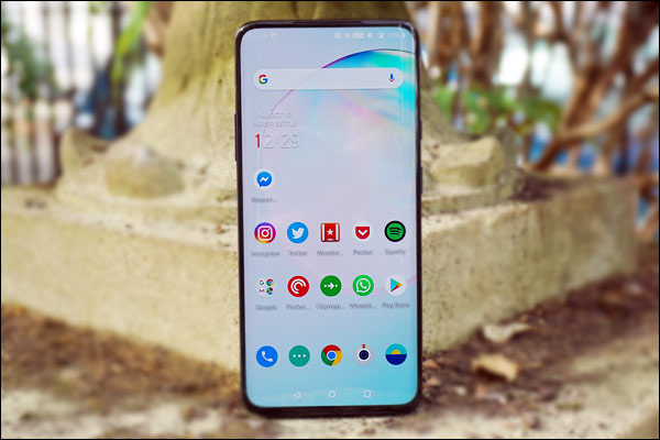 OnePlus has confirmed they have developed a 120Hz display
